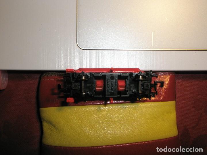 Trenes Escala: 1 UN VAGON FLEISCHMANN ESCALA N.TOLVA ESCALA DB CON PIEZAS MOVILES SUPERIORES Y LATERALES.NUEVO - Foto 4 - 154476430