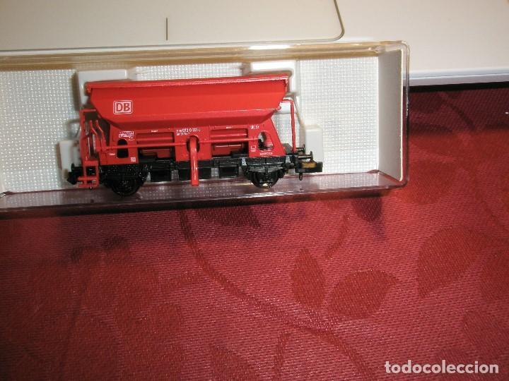 Trenes Escala: 1 UN VAGON FLEISCHMANN ESCALA N.TOLVA ESCALA DB CON PIEZAS MOVILES SUPERIORES Y LATERALES.NUEVO - Foto 5 - 154476430