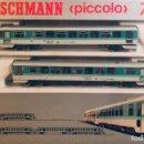 Trenes Escala: FLEISCHMANN N PICCOLO UNIDAD DE TREN 7428 (121). Lote 166194118