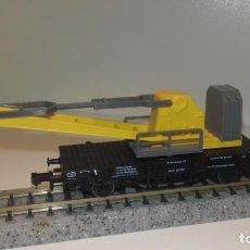 Trenes Escala: FLEISCHMANN N GRUA (CON COMPRA DE 5 LOTES O MAS, ENVÍO GRATIS). Lote 166929476