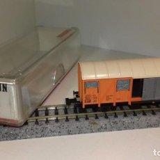 Trenes Escala: FLEISCHMANN N CERRADO PUERTAS CORREDERAS 8331 (CON COMPRA DE 5 LOTES O MAS, ENVÍO GRATIS). Lote 168089580