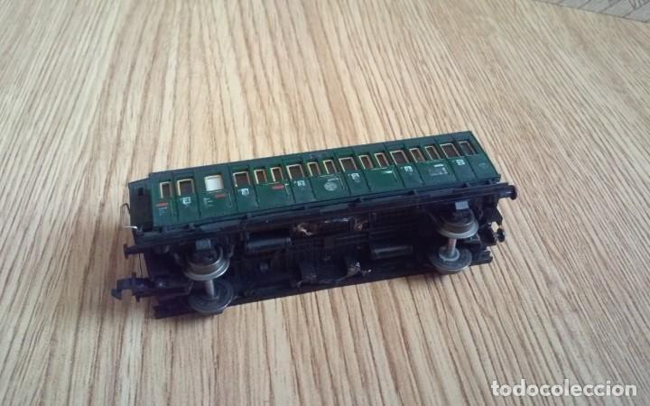 Trenes Escala: VAGÓN FLEISCHMANN, ESCALA N, PRUSIANO, CON GARITA - Foto 5 - 168097332