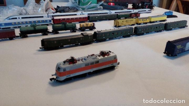 Trenes Escala: TREN ELÉCTRICO E: N (LOTE) - Foto 7 - 170800605