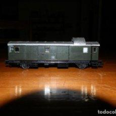 Trenes Escala: FLEISCHMANN N 8060K VAGÓN DE MERCANCÍAS DB. Lote 170942505
