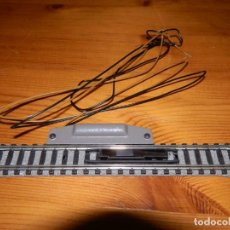 Trenes Escala: FLEISCHMANN 9110 VÍA DE DESENGANCHE ELÉCTRICA. Lote 171223043