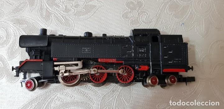 Trenes Escala: LOTE DE DOS LOCOMOTORAS FLEISCHMANN UNA PICCOLO 7160 EN SU CAJA ORIGINAL, LA OTRA NO SÉ EL MODELO. - Foto 4 - 171839595