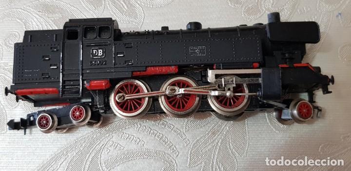 Trenes Escala: LOTE DE DOS LOCOMOTORAS FLEISCHMANN UNA PICCOLO 7160 EN SU CAJA ORIGINAL, LA OTRA NO SÉ EL MODELO. - Foto 5 - 171839595
