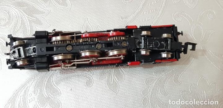 Trenes Escala: LOTE DE DOS LOCOMOTORAS FLEISCHMANN UNA PICCOLO 7160 EN SU CAJA ORIGINAL, LA OTRA NO SÉ EL MODELO. - Foto 8 - 171839595