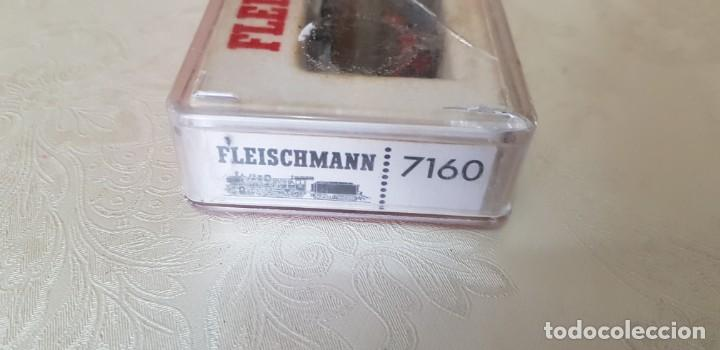 Trenes Escala: LOTE DE DOS LOCOMOTORAS FLEISCHMANN UNA PICCOLO 7160 EN SU CAJA ORIGINAL, LA OTRA NO SÉ EL MODELO. - Foto 15 - 171839595