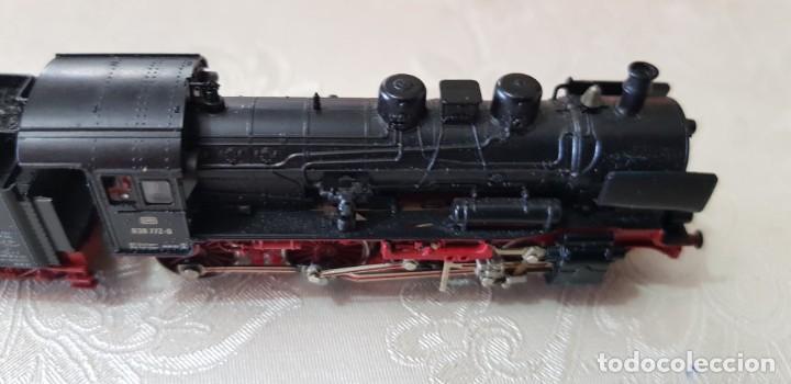 Trenes Escala: LOTE DE DOS LOCOMOTORAS FLEISCHMANN UNA PICCOLO 7160 EN SU CAJA ORIGINAL, LA OTRA NO SÉ EL MODELO. - Foto 26 - 171839595