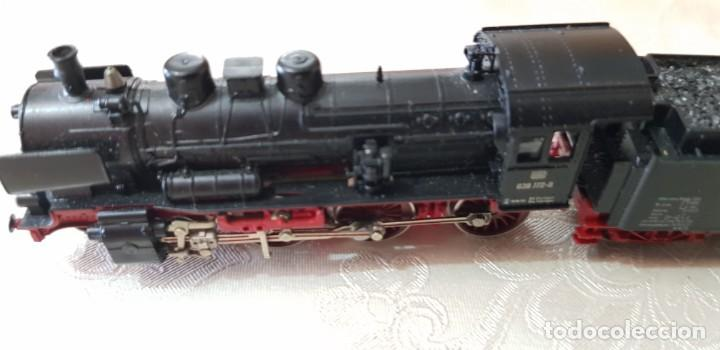 Trenes Escala: LOTE DE DOS LOCOMOTORAS FLEISCHMANN UNA PICCOLO 7160 EN SU CAJA ORIGINAL, LA OTRA NO SÉ EL MODELO. - Foto 31 - 171839595