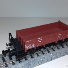 Trenes Escala: FLEISCHMANN N BORDE MEDIO CON BARANDILLA (CON COMPRA DE 5 LOTES O MAS, ENVÍO GRATIS). Lote 174458955
