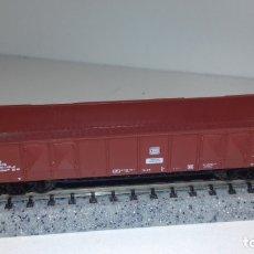 Trenes Escala: FLEISCHMANN N BORDE MEDIO 4 EJES (CON COMPRA DE 5 LOTES O MAS, ENVÍO GRATIS). Lote 205409165