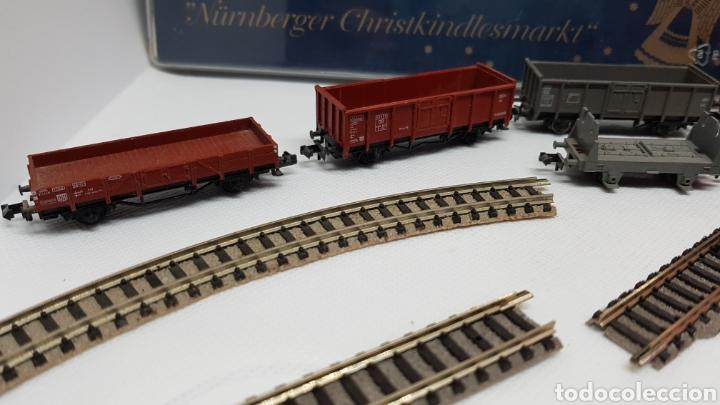 Trenes Escala: GRAN LOTE FLEISCHMANN + LECKERMAUL ARNOLD Y VIAS ESCALA N CON CAJAS Y DOCUMENTACION - Foto 5 - 174526265