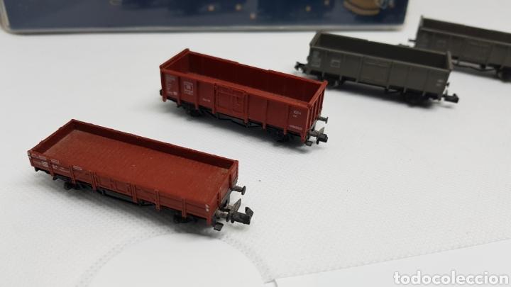 Trenes Escala: GRAN LOTE FLEISCHMANN + LECKERMAUL ARNOLD Y VIAS ESCALA N CON CAJAS Y DOCUMENTACION - Foto 14 - 174526265