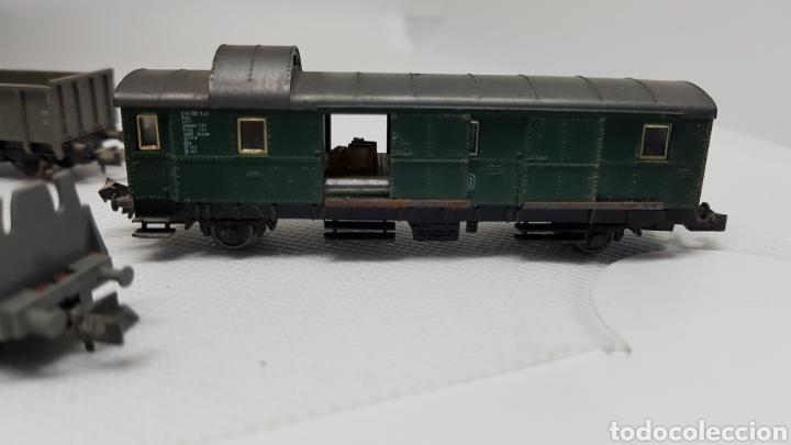 Trenes Escala: GRAN LOTE FLEISCHMANN + LECKERMAUL ARNOLD Y VIAS ESCALA N CON CAJAS Y DOCUMENTACION - Foto 16 - 174526265
