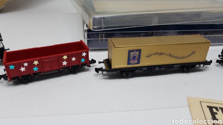 Trenes Escala: GRAN LOTE FLEISCHMANN + LECKERMAUL ARNOLD Y VIAS ESCALA N CON CAJAS Y DOCUMENTACION - Foto 21 - 174526265