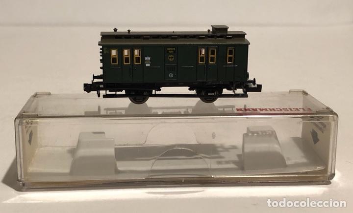 Trenes Escala: FLEISCHMANN FURGÓN POSTAL REFERENCIA 8057K, ESCALA N - Foto 3 - 175661658