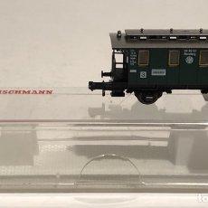 Trenes Escala: FLEISCHMANN FURGÓN POSTAL REFERENCIA 8051K, ESCALA N. Lote 175662209