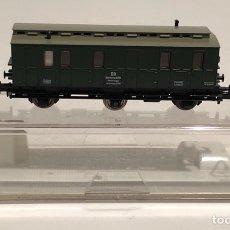 Trenes Escala: FLEISCHMANN FURGÓN POSTAL REFERENCIA 8593K, ESCALA N. Lote 175662495