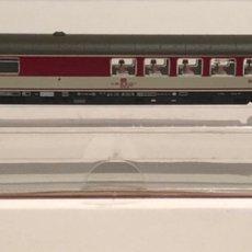 Trenes Escala: FLEISCHMANN VAGÓN DE PASAJEROS SPEISEWAGEN REFERENCIA 8119, ESCALA N. Lote 175662785