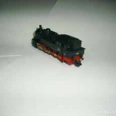 Trenes Escala: LOCOMOTORA FLEISCHMANN 7093 Y COMPOSICIÓN VAGONES IBERTREN Y FLEISCHMANN. Lote 177215389