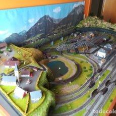Trenes Escala: MAQUETA DE TRENES DIGITALIZADA. Lote 179190840