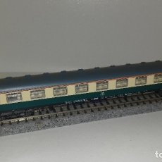 Trenes Escala: FLEISCHMANN N PASAJEROS 1ª L43- 186 (CON COMPRA DE CINCO LOTES O MAS ENVÍO GRATIS). Lote 180119700