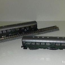 Trenes Escala: FLEISCHMANN N PASAJEROS 1-2ª Y 2ªL43-190-191 (CON COMPRA DE 5 LOTES O MAS ENVÍO GRATIS). Lote 180399353