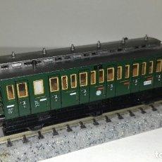 Trenes Escala: FLEISCHMANN N PASAJEROS 3 EJES L43-204(CON COMPRA DE 5 LOTES O MAS ENVÍO GRATIS). Lote 180957623