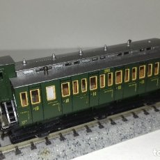 Trenes Escala: FLEISCHMANN N PASAJEROS 3 EJES L43-206(CON COMPRA DE 5 LOTES O MAS ENVÍO GRATIS). Lote 180957698