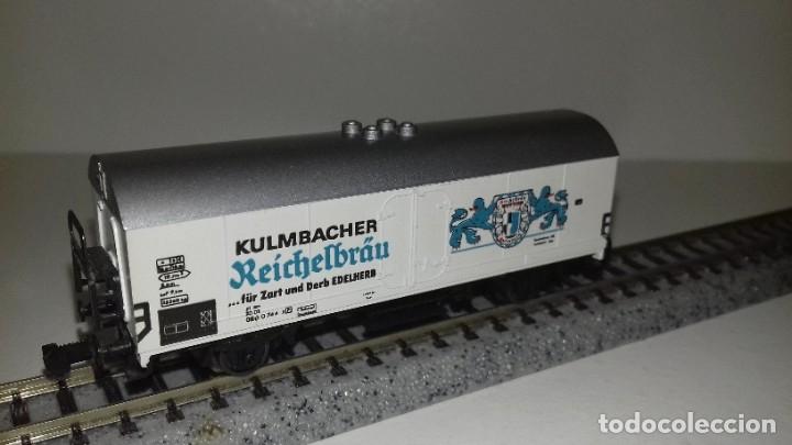 FLEISCHMANN N CERVECEROL43-208 (CON COMPRA DE 5 LOTES O MAS ENVÍO GRATIS) (Juguetes - Trenes a Escala N - Fleischmann N)