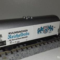 Trenes Escala: FLEISCHMANN N CERVECEROL43-208 (CON COMPRA DE 5 LOTES O MAS ENVÍO GRATIS). Lote 181069986
