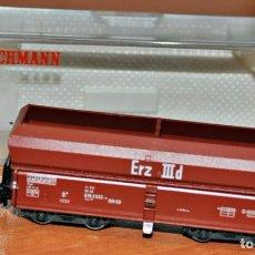 Comboios Escala: TOLVA MINERAL AUTODESCARGABLE DE FLEISCHMANN, REF. 8520. ESCALA N. VÁLIDO IBERTREN.. Lote 181794557