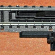Trenes Escala: TRAMO DE VÍA RECTA DE 111 MM DESENGANCHADORA DE FLEISCHMANN, REF. 9114. ESCALA N.. Lote 181949412