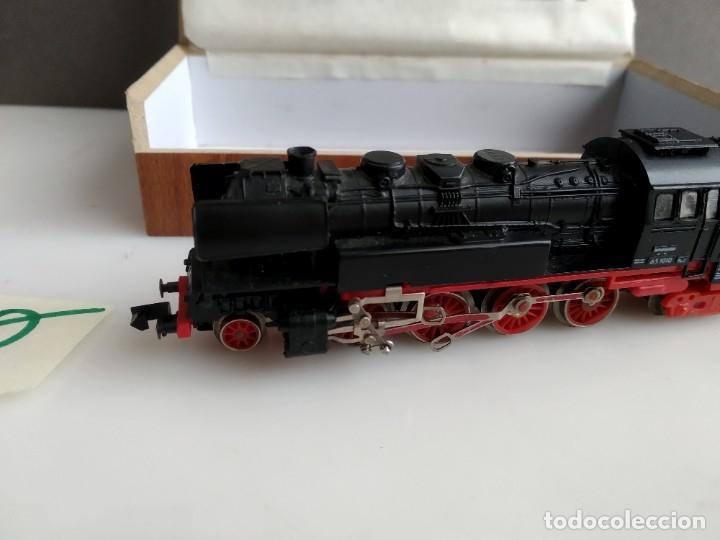 Trenes Escala: ANTIGUA LOCOMOTORA 2N 651010 PIKO - Foto 2 - 182299276