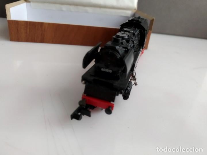Trenes Escala: ANTIGUA LOCOMOTORA 2N 651010 PIKO - Foto 4 - 182299276