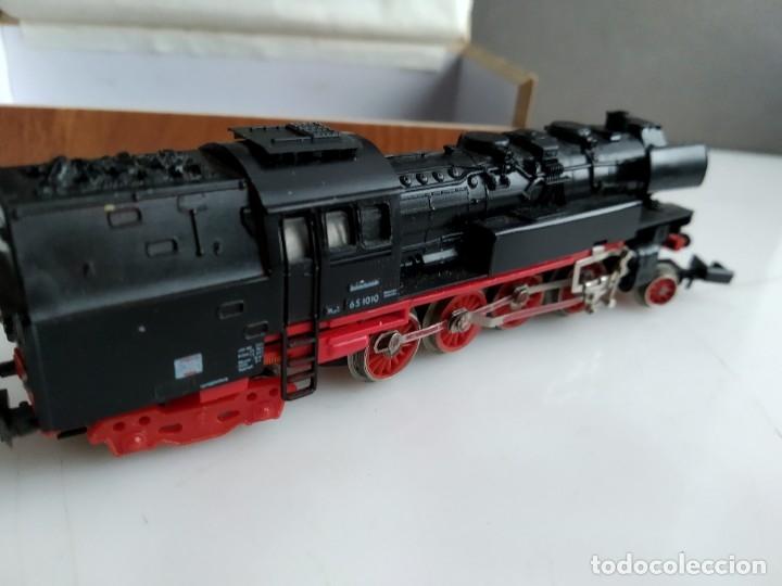 Trenes Escala: ANTIGUA LOCOMOTORA 2N 651010 PIKO - Foto 6 - 182299276