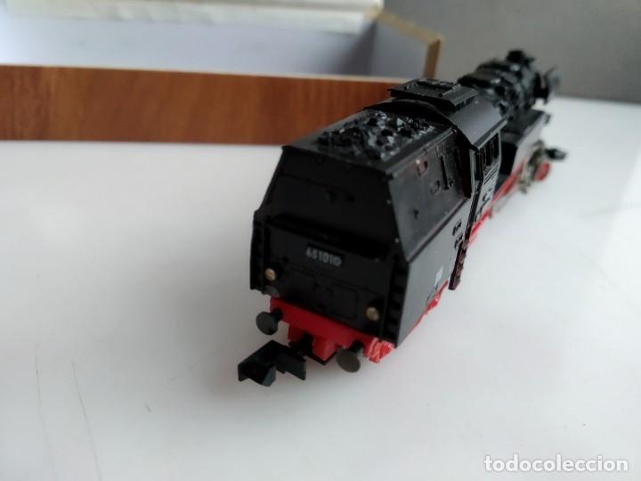 Trenes Escala: ANTIGUA LOCOMOTORA 2N 651010 PIKO - Foto 7 - 182299276
