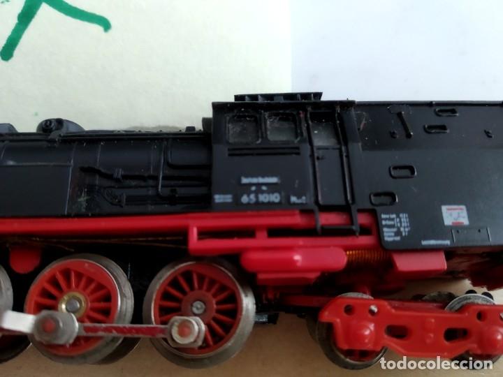 Trenes Escala: ANTIGUA LOCOMOTORA 2N 651010 PIKO - Foto 12 - 182299276