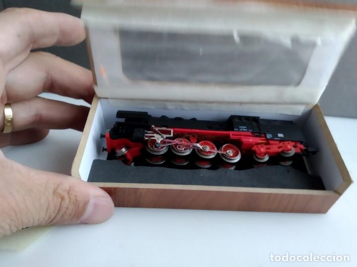 Trenes Escala: ANTIGUA LOCOMOTORA 2N 651010 PIKO - Foto 13 - 182299276