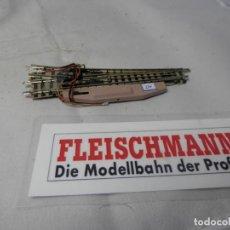 Trenes Escala: DESVIO ELECTRICO ESCALA N DE FLEISCHMANN . Lote 183926348