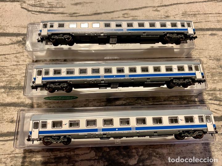 Trenes Escala: Vagones Fleischmann Renfe Grandes Líneas - Foto 3 - 186074840