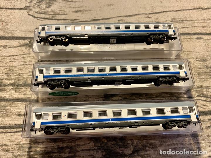 Trenes Escala: Vagones Fleischmann Renfe Grandes Líneas - Foto 4 - 186074840