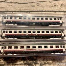Trenes Escala: VAGONES FLEISCHMANN RENFE OPERADORA. Lote 186075101