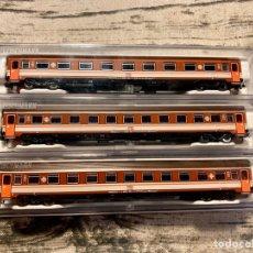 Trenes Escala: VAGONES FLEISCHMANN RENFE ESTRELLA. Lote 186075781