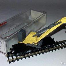 Trenes Escala: FLEISCHMANN GRUA DB. Lote 186243472