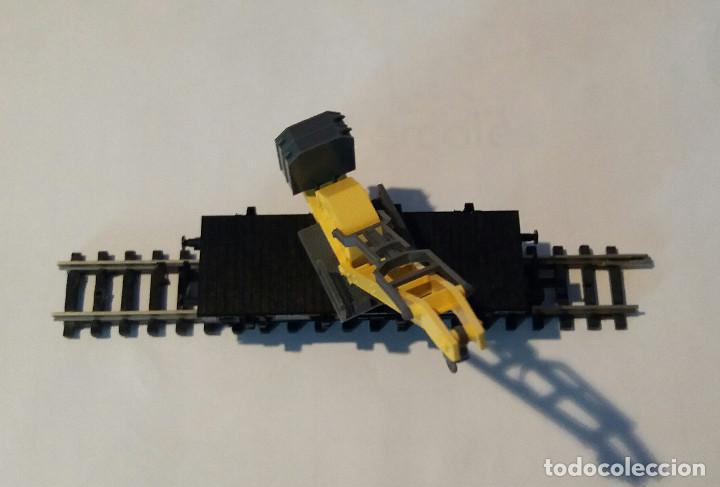 Trenes Escala: Fleischmann Grua DB - Foto 3 - 186243472