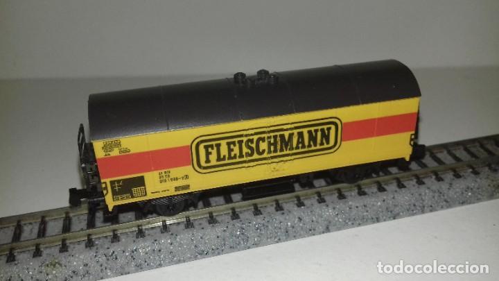 FLEISCHMANN N CERRADOL44-113 (CON COMPRA DE 5 LOTES O MAS ENVÍO GRATIS) (Juguetes - Trenes a Escala N - Fleischmann N)