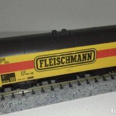 Trenes Escala: FLEISCHMANN N CERRADOL44-113 (CON COMPRA DE 5 LOTES O MAS ENVÍO GRATIS). Lote 187098411